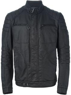 куртка с байкерским-воротником Belstaff