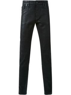 вощеные джинсы кроя слим  Hl Heddie Lovu