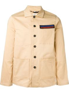 куртка в стиле милитари  Opening Ceremony