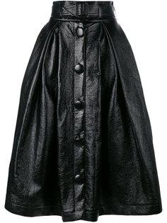 широкая юбка с поясом  A.W.A.K.E. Awake