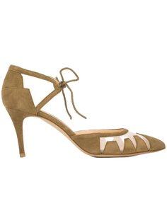 туфли на среднем каблуке  Bionda Castana