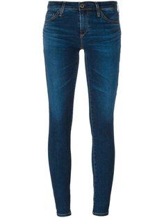 укороченные джинсы Stilt Cigarette Ag Jeans