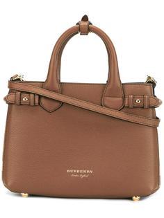 сумка-тоут с логотипом Burberry