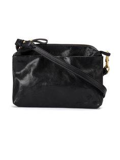 сумка на плечо на молнии Corneliani