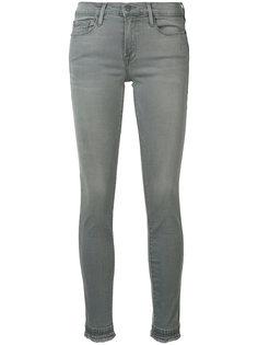 джинсы Le Skinny средней посадки Frame Denim