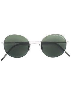 Круглые солнцезащитные очки  Porsche Design