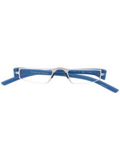 узкие прямоугольные очки Porsche Design