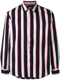полосатая рубашка 4Ever Henrik Vibskov