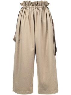 укороченные брюки свободного кроя Astraet