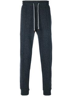 спортивные брюки на шнурке Brunello Cucinelli