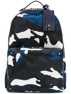 рюкзак Valentino Garavani с камуфляжным принтом Valentino