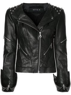 байкерская куртка Protector Kitx