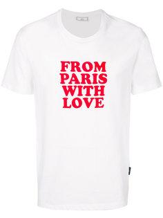 футболка From Paris Ami Alexandre Mattiussi