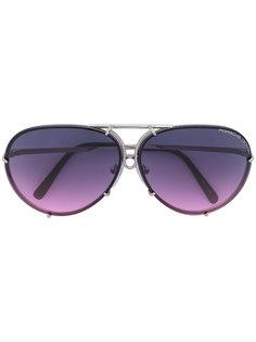 солнцезащитные очки в круглой оправе Porsche Design