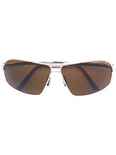 солнцезащитные очки-авиаторы Porsche Design