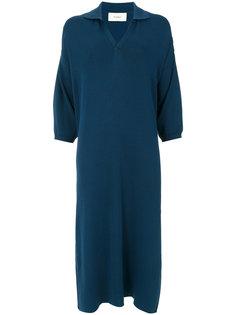 Tereza knit dress Egrey