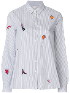 рубашка с вышивкой Lolita Purse Chinti & Parker