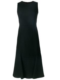 платье с расклешенной юбкой А-образного силуэта Dolce & Gabbana