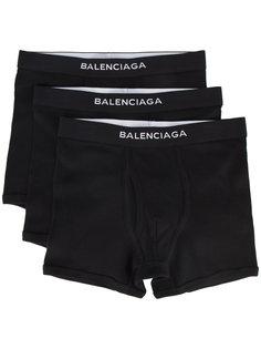 комплект из трех боксеров Balenciaga