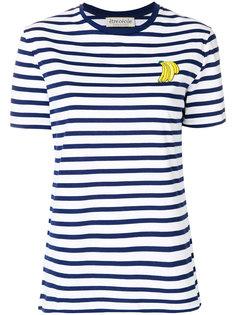 футболка в полоску с бананами Être Cécile