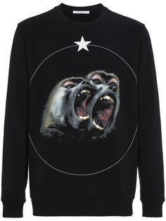 свитер Monkey Brothers Givenchy