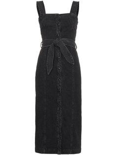 джинсовое платье Sally Nanushka