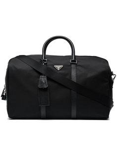 дорожная сумка с логотипом Prada