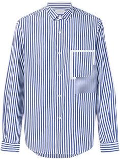 рубашка в полоску Tomorrowland