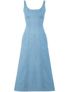 облегающее платье без рукавов Gabriela Hearst