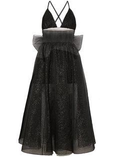 платье из тюля  Rosie Assoulin