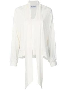 блузка Fluid Vareuse Balenciaga