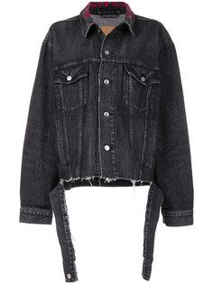 джинсовая куртка Balenciaga