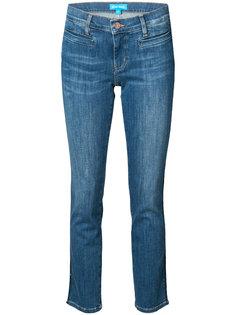 джинсы с лампасами Jean-Paris Mih Jeans