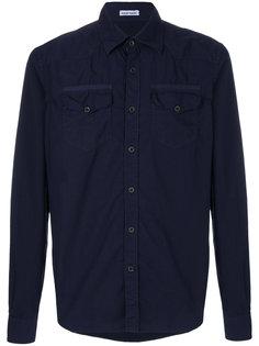 рубашка в стиле вестерн Tomas Maier