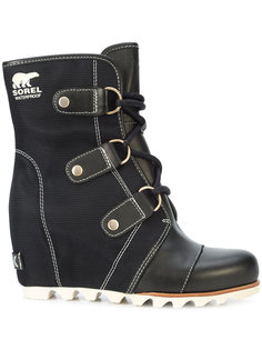 wedge heel ankle boots Sorel
