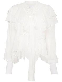 блузка с оборкой Laval Faith Connexion