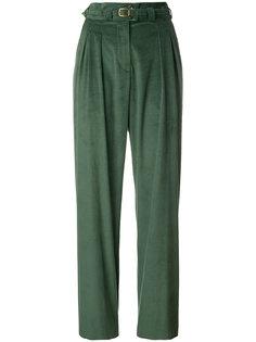 вельветовые брюки  A.P.C.