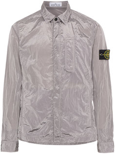 куртка-ветровка на молнии Stone Island