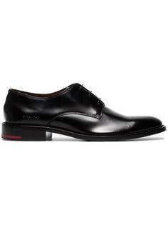 ботинки Дерби со шнуровкой Givenchy