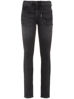 mid rise skinny jeans Filles A Papa