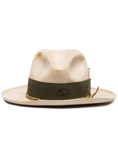 Favela distressed hat Nick Fouquet