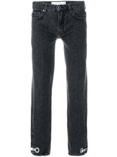 укороченные джинсы  Victoria Victoria Beckham