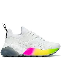 кроссовки с разноцветной подошвой Eclypse Stella McCartney
