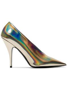 туфли с отделкой металлик 105 Stella McCartney