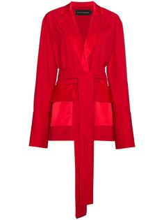 пиджак в стиле пижамы Michael Lo Sordo