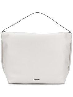 объемная сумка-тоут с верхней ручкой Calvin Klein