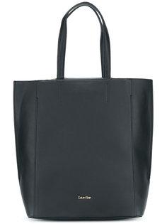 объемная сумка-шоппер  Calvin Klein