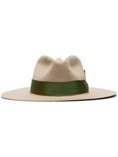 шляпа-федора Le Blanc Nick Fouquet