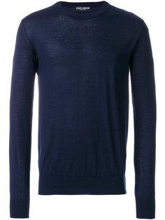кашемировый свитер Dolce & Gabbana