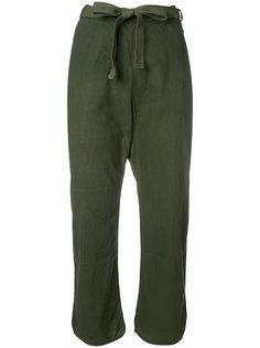 укороченные брюки Wia Humanoid
